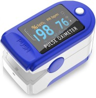 Wonder World ™ VXI-17 Finger Oximetry Blood Oxygen Saturation Monitor Pulse Oximeter(Natural Multicolor)