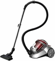 Panasonic MC-CL163RL4X Dry Vacuum Cleaner(Silver, Red)