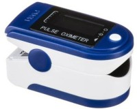 Body Safe Pulse Oximeter With Led Display (Blue) Pulse Oximeter(Blue)