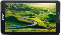 Acer One 7 4G 2 GB RAM 16 GB ROM 7 inch with 4G Tablet (Black)
