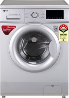 LG 6.5 kg 5 Star Fully Automatic Front Load with In-built Heater Silver(FHM1065ZDL.ALSQEIL)