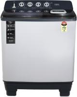 MarQ By Flipkart 10 kg 5 Star Semi Automatic Top Load White, Grey(MQSA10C5G)