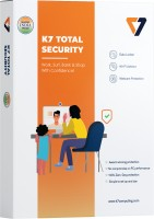 K7 Total Security 5 User 1 Year(CD/DVD)