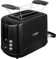 Flipkart SmartBuy Premium TA 1022 750 W Pop Up Toaster(Black)