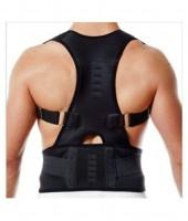 Fitt BaK For Men & Women Back Brace Posture Corrector Belt for Full Back Pain Relief Back Support