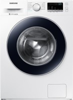 SAMSUNG 7 kg 5 star inverter Fully Automatic Front Load with In-built Heater White(WW70J42G0BW/TL)