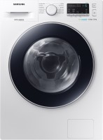SAMSUNG 7/5 kg Inverter motor and Bubble Soak Technology Washer with Dryer White(WD70M4443JW/TL)