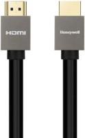 Honeywell HC000009/HDM/3M/BLK/SLM 3 m HDMI Cable(Compatible with HDTV: SET TOP BOX, ETC, Black)