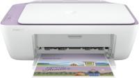 HP DeskJet 2331 Multi-function Color Printer(White, Purple, Ink Cartridge)