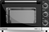 Croma 46-Litre 46 L Oven Toaster Grill (CRAO0067) Oven Toaster Grill (OTG)(Black)