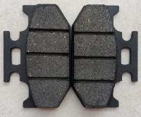 AK ENTERPRISES FZ 250 Vehicle Disc Pad(Pack of 2)