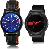 NIKOLA Modern Exclusive Sports 2 Watch Combo For Boys And Men - BRA21-BM105 combo watch Analog Watch  - For Men & Women