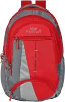 flycraft simn.1361/2 30 L Backpack(Grey, Red)