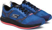 Skechers GO RUN PULSE Running Shoes For Men(Blue)