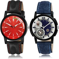 TIMENTER Modern Professional Sports 2 Watch Combo For Boys And Men - BRA27-B662 combo watch Analog Watch  - For Boys & Girls