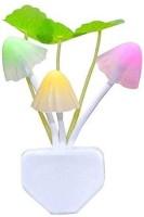 AVSARACHNA MUSHROOM SENSOR LIGHT Night Lamp(10 cm, Multicolor)