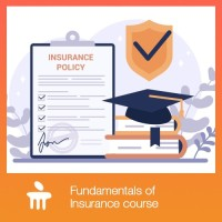 MANIPAL Fundamentals of Insurance course Vocational & Personal Development(Voucher)