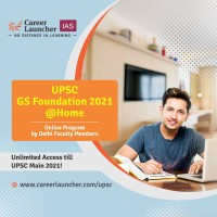 Career Launcher UPSC Online Coaching Program 2021 Test Preparation(User ID-Password)