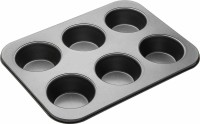 Hissler Cupcake/Muffin Mould(Pack of 1)