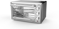 Croma 30-Litre 30 L Oven Toaster Grill (CRAO0066) Oven Toaster Grill (OTG)(Silver)