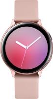 SAMSUNG Galaxy Watch Active 2 Aluminium LTE Smartwatch(Pink Strap, Regular)