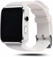 KEMIPRO DIGITAL PHONE WATCH Smartwatch(White Strap, Free Size)