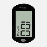 Dr. Odin Blood Glucose Meter Kit ( Blood Glucose Meter , Lancing Device, Carrying Case , 25 Strip, 25, Lancet, Battery ). Glucometer(Black)