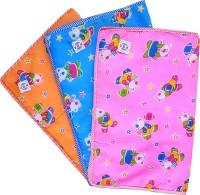 V.B.K Cotton Baby Bed Protecting Mat(Multicolor, Medium)