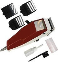 PDkare Heavy Duty Professional Trimmer HAIR CLIPPER 1400 Runtime: 50 min Trimmer for Men (Brown-Red-Maroon) ONS-006 / Fyc-666 High Quality Trtimmer For Grooming  Runtime: 50 min Trimmer for Men(Maroon)