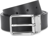 TOMMY HILFIGER Men Formal Multicolor Genuine Leather Reversible Belt