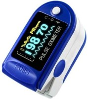 House Of Sensation Puls Oximeter AK B4 Pulse Oximeter(Blue, White)