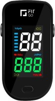 Fit Go S02 Pulse Oximeter(Black)