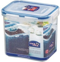 Lock & Lock Classics Tall Rectangular Food - 850 ml Plastic Grocery Container Clear