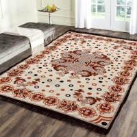 ARAMIDA Orange Cotton Carpet(137 cm  X 183 cm)
