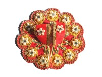 DEALS POSHAK Deity Ornament(LADOO GOPAL POSHAK)