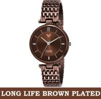 Fogg 4501-BR Fogg Elite Series Premium Watch Analog Watch  - For Women