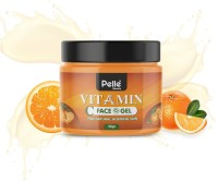 Pelle Beauty Vitamin C Face Gel|Made up of Natural Ingredients for Beauty Skin|Premium Quality Product-100Gms(100 g)