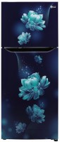 View LG 260 L Frost Free Double Door 3 Star (2020) Convertible Refrigerator(Blue Charm, GL-T292SBC3) Price Online(LG)