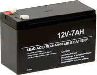 vgs marketings 12V 7 Ah SMF UPS-Emergency Battery UPS battery Lead Acid Battery Solar Battery AGM Solar Battery(12 V)
