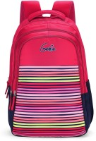 Genie SUNSET19SBPIN Backpack(Blue, Pink, 36 L)