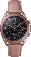 Samsung Galaxy Watch 3 Smartwatch(Pink Strap, Regular)