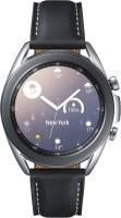 SAMSUNG Galaxy Watch 3 41 mm Smartwatch(Black Strap, Regular)
