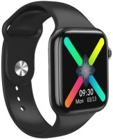 IMMUTABLE 8427 -RRT_IN WT34 Smart Watch Bluetooth Smartwatch(Black Strap, Free)