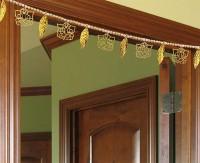 TR Door Hanging Diwali Golden Ganesh Bandhanwar Toran