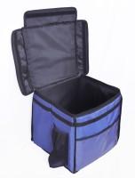 food delivery bag ( blue )
