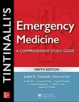 Tintinalli's Emergency Medicine: A Comprehensive Study Guide(English, Hardcover, Tintinalli Judith)