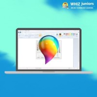 WhizJuniors MS PAINT eLearning For Kids Age 6 -18 - 1 Year Subscription - ( Voucher ) Vocational & Personal Development(Voucher)