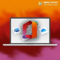 WhizJuniors Microsoft Words Basics & Advance eLearning For Kids Age 6 -18 - 1 Year Subscription - ( Voucher ) Vocational & Personal Development(Voucher)