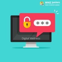 WhizJuniors Digital Wellness eLearning For Kids Age 6 -18 - 1 Year Subscription - ( Voucher ) Vocational & Personal Development(Voucher)