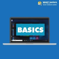 WhizJuniors Basics of Computers eLearning For Kids Age 6 -18 - 1 Year Subscription - ( Voucher ) Vocational & Personal Development(Voucher)